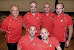 Team Malta sets new National Records