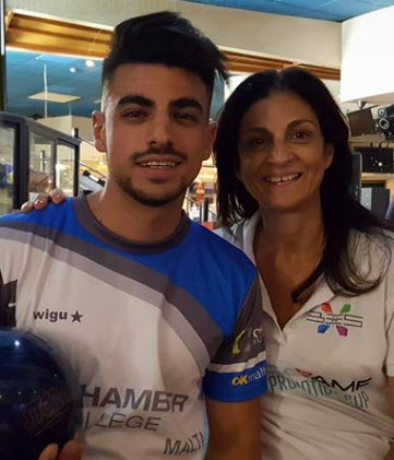 Sue Abela and Justin Caruana Scicluna will represent Malta in this Year AMF World Cup in Mexico